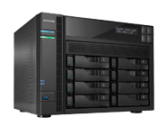 ASUSTOR AS7008T Small & Medium Business NAS