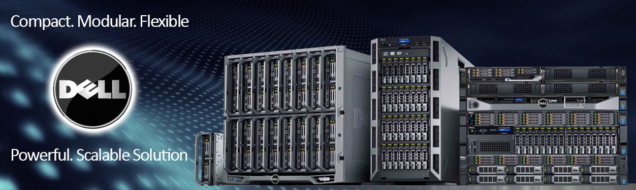 Certified Dell Partner PowerEdge Servers