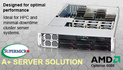 Supermicro AMD A+ Solutions