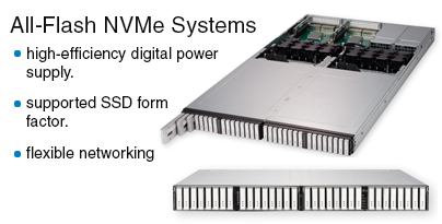 All Flash NVMe