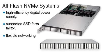 All Flash NVMe