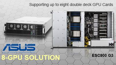 Asus 8GPU Solutions