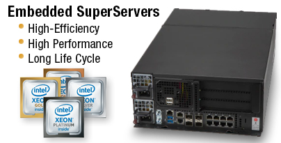 Embedded Superserver