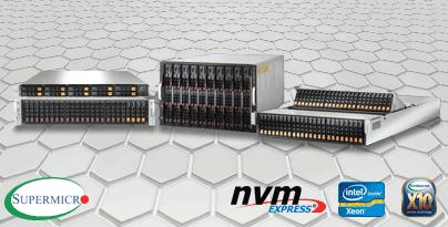 NVMe (Non-Volatile Memory Express)