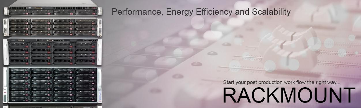 Supermicro Rackmount Server Solutions