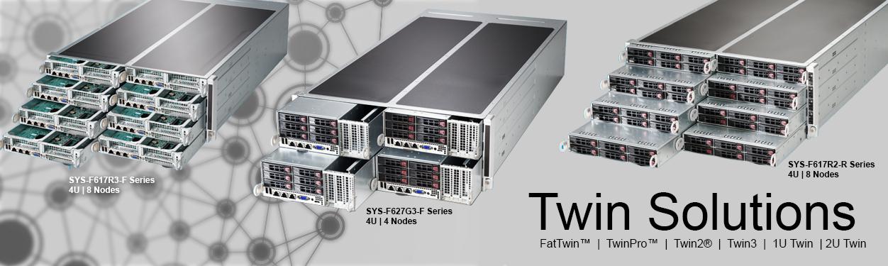 Supermicro TwinBlade® | DatacenterBlade® | OfficeBlade®