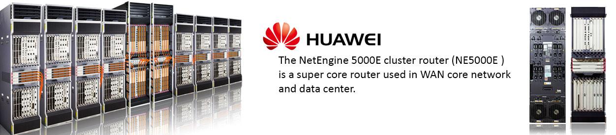 Huawei NetEngine Router 500E Cluster