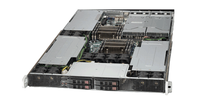 Supermicro SYS-1028GR-TR Gaming Server