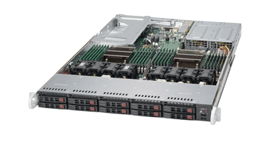 Supermicro 1028U-TNRTP+ Gaming Server