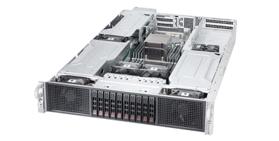 Supermicro 2028GR-TR Gaming Server