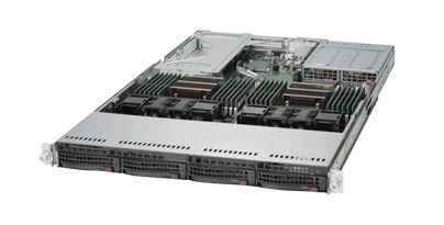 Supermicro SYS-6018U-TRTP+ Gaming Server
