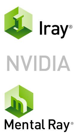 NVIDIA IRAY & Mental Ray