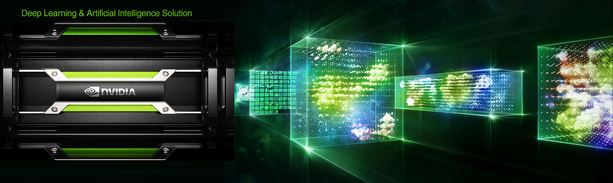 NVIDIA GPU accelerated platform