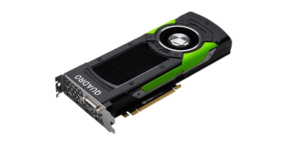NVIDIA Quadro Graphics Cards