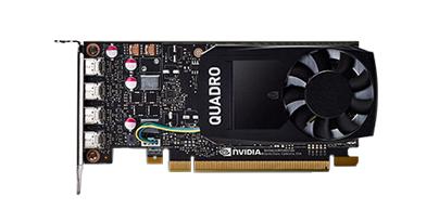 NVIDIA Quadro P1000 GPU