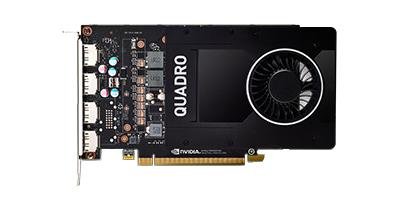 NVIDIA Quadro P2000 GPU