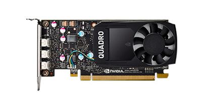 NVIDIA Quadro P400 GPU