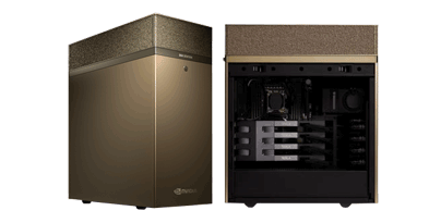NVIDIA DGX System Workstation