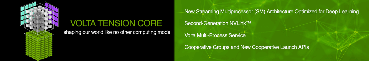 NVIDIA Volta Accelerated Computing