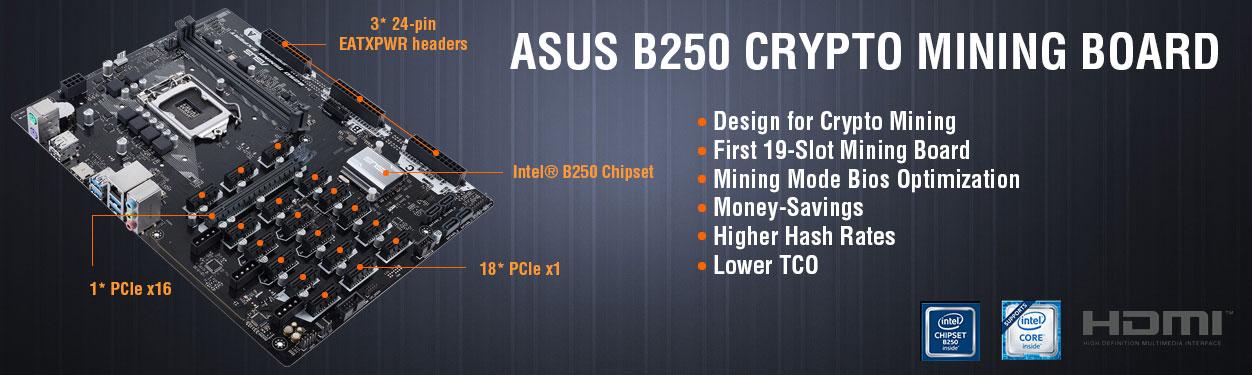ASUS B250 Mining Board