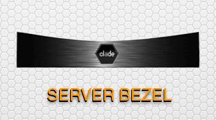 OEM ODM Custom Server Bezel Branding