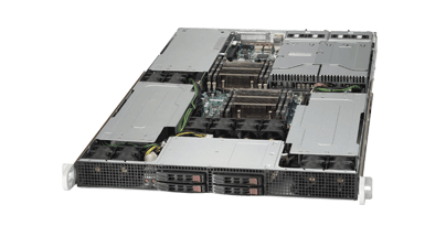 1U GRID SuperServer SYS-1027GR-TSF