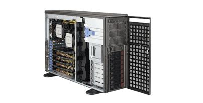 4U Rackmountable Supermicro SYS-7047GR-TPRF