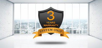 Will Jaya 3 Years System Warranty