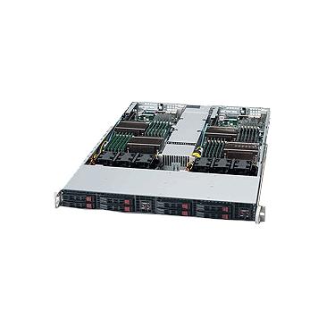 Supermicro 1U Twin Solution 1026TT-IBQF