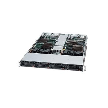 Supermicro 1U Twin Solution 6016TT-IBQF