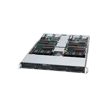 Supermicro 1U Twin Solution 6016TT-IBXF