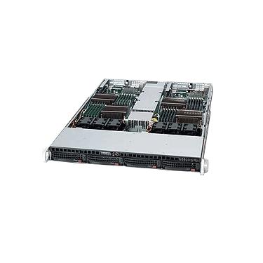 Supermicro 1U Twin Solution 6016TT-TF