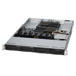 Supermicro A+ AMD Opteron 1U Rackmount Server 1022G-NTF