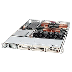 Supermicro A+ AMD Opteron 1U Rackmount Server 1040C-T