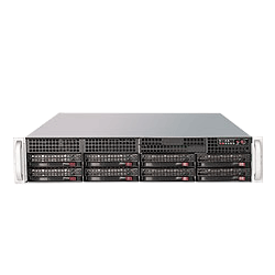 Supermicro A+ AMD Opteron 2U Rackmount Server 2021A-32R_F