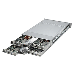 Supermicro A+ AMD Opteron 2U Rackmount Server 2021TM-BTRF