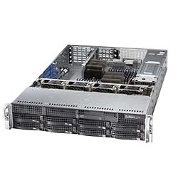 Supermicro A+ AMD Opteron 2U Rackmount Server 2022G-URF4+