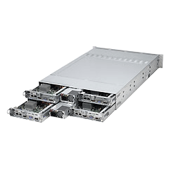 Supermicro A+ AMD Opteron 2U Rackmount Server 2022TC-BTRF