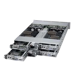 Supermicro A+ AMD Opteron 2U Rackmount Server 2022TG-H6IBQRF