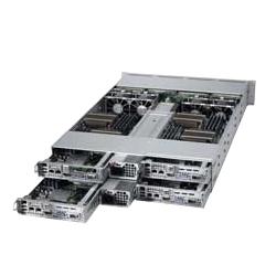 Supermicro A+ AMD Opteron 2U Rackmount Server 2022TG-H6RF