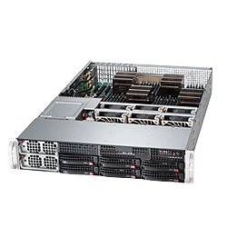 Supermicro A+ AMD Opteron 2U Rackmount Server 2042G-6RF