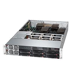 Supermicro A+ AMD Opteron 2U Rackmount Server 2042G-72RF4
