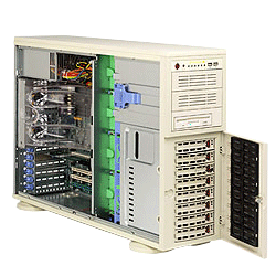 Supermicro A+ AMD Opteron 4U Workstation Tower Server 4020C-T