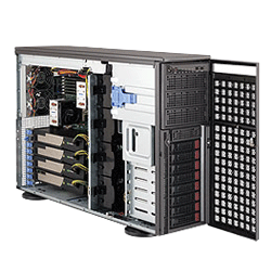 Supermicro A+ AMD Opteron 4U Workstation Tower Server 4021GA-62R+F