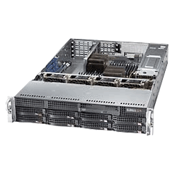 Supermicro AMD Solution Opteron 6000 G34 AS-2022G-URF4+