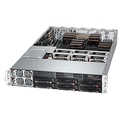 Supermicro AMD Solution Opteron 6000 G34 AS-2042G-72RF4