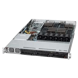 Supermicro A+ AMD Opteron 1U Rackmount Server 1042G-LTF