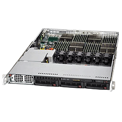 Supermicro A+ AMD Opteron 1U Rackmount Server 1042G-TF