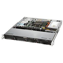 Supermicro A+ AMD Opteron 1U Rackmount Server 1012A-MTF