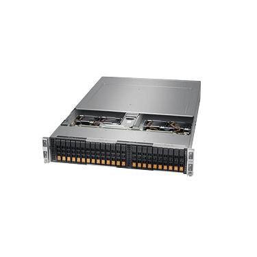 Supermicro BigTwin 2U Rackmount SYS-2029BT-HNR
